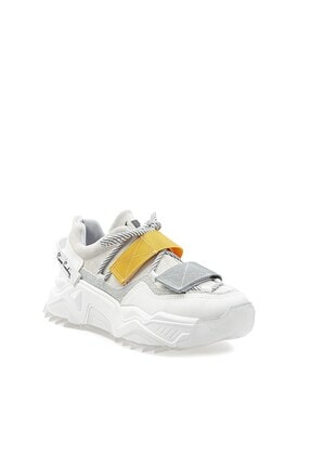 Pierre Cardin PC-30692 Beyaz Kadın Spor Ayakkabı
