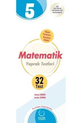 Palme Yayınevi Matematik Yaprak Testi 32 Test 5. Sınıf