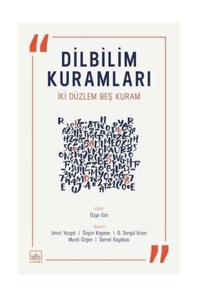 İthaki Yayınları Dilbilim Kuramları & Iki Düzlem Beş Kuram