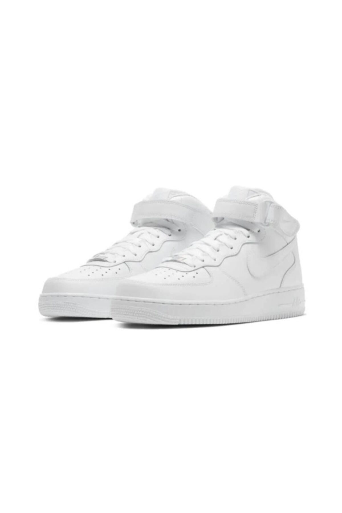 Nike Air Force 1 Mıd '07 Spor Ayakkabı 315123-111 2
