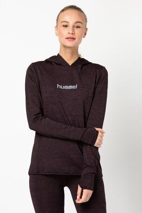 HUMMEL Mabelle Kadın Kapüşonlu Sweatshırt