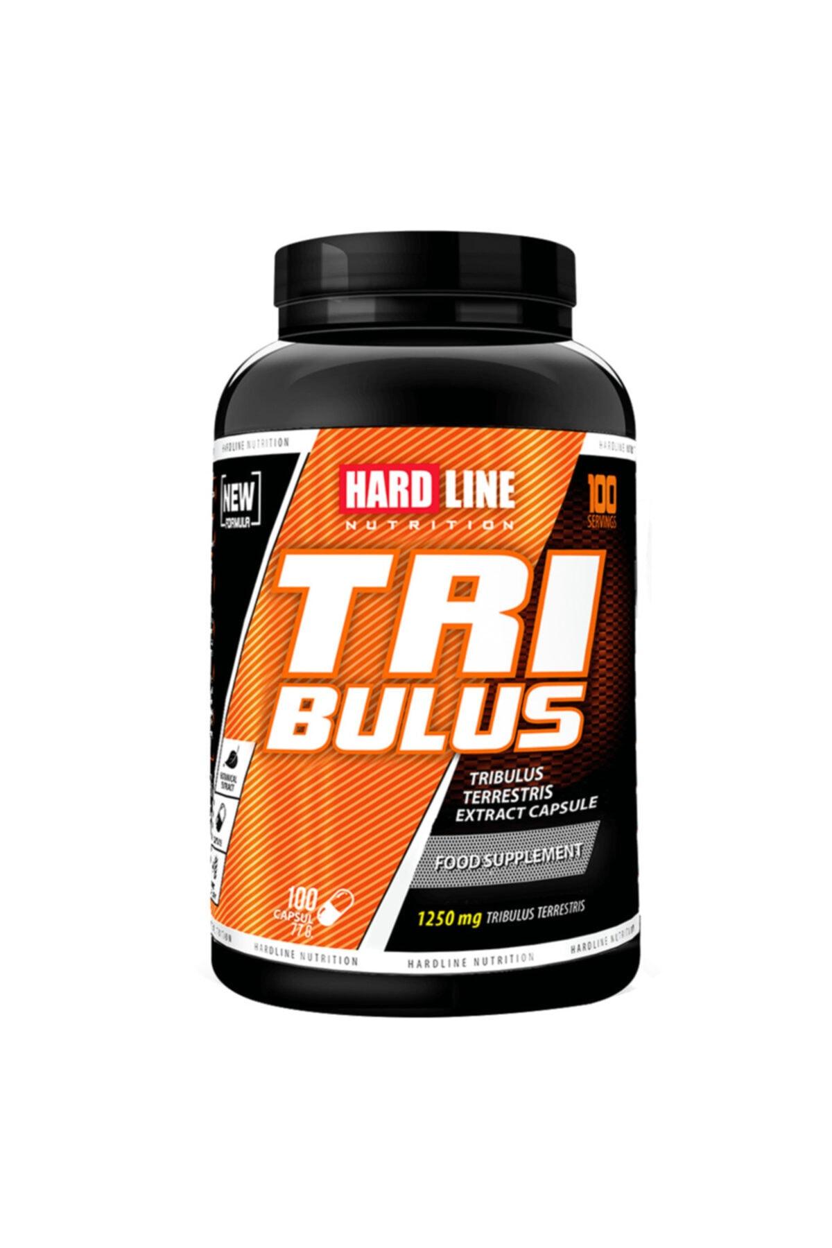 Hardline Tribulus 100 Kapsül 1