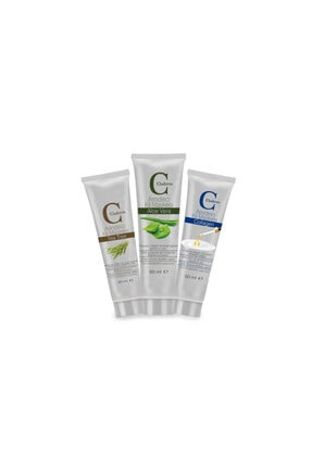 Claderm 50ml 3'lü (tea Tree-aloe Vera-collagen) Avantaj Paketi