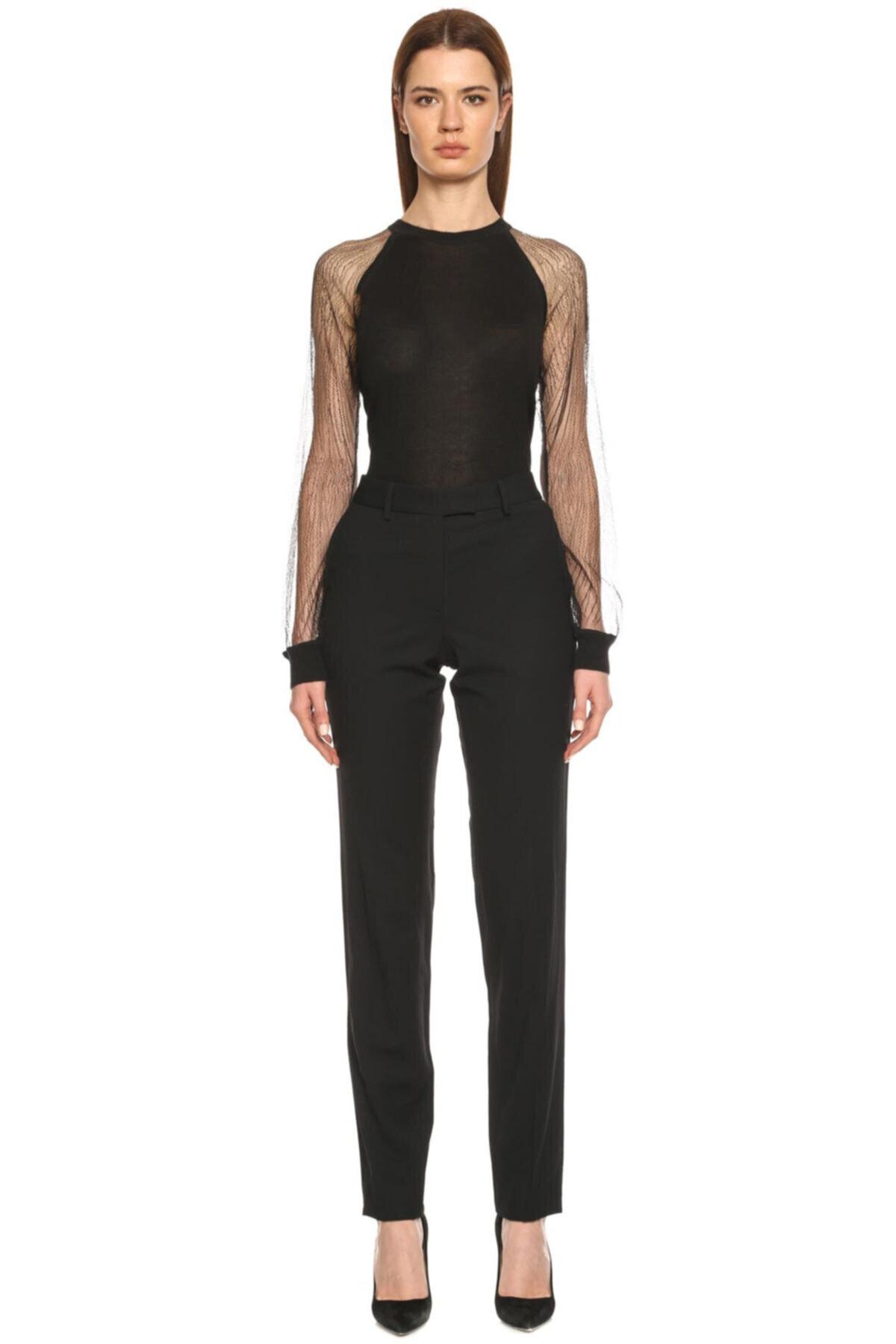 Jean Paul Gaultier Siyah Pantolon 2