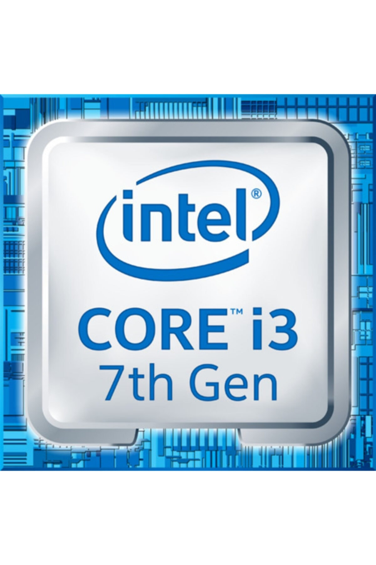 Intel I3-7100 2 Core, 3.90ghz, 3mb, 51w, Lga1151, 7.nesil, Tray Kutusuz, (grafik Kart Var, Fan Yok) 1