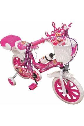 Dilaver Pembe Forza 15'' Çocuk Bisikleti