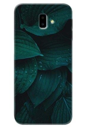 Turkiyecepaksesuar Samsung Galaxy J6 Plus Uyumlu  Kılıf + Tam Ekran Kaplayan Kırılmaya Dayanaklı 5d Cam
