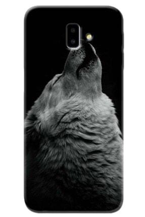 Turkiyecepaksesuar Samsung Galaxy J6 Plus Uyumlu Kılıf + Temperli Ekran Koruyucu Cam
