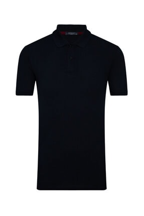 SÜVARİ Slim Fit Polo Yaka Erkek Tişört