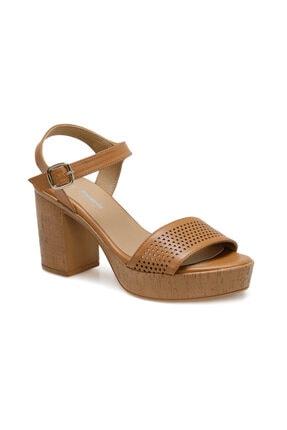 Polaris 315307.Z Taba Kadın Sandalet 100507446