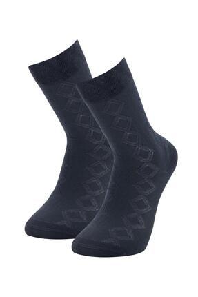 DeFacto Basic 2'li Bambu Soket Çorap