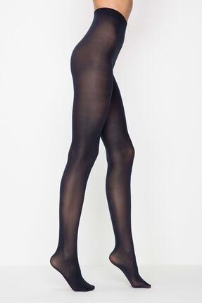 Penti Kadın Lacivert Mikro 40 Külotlu Çorap