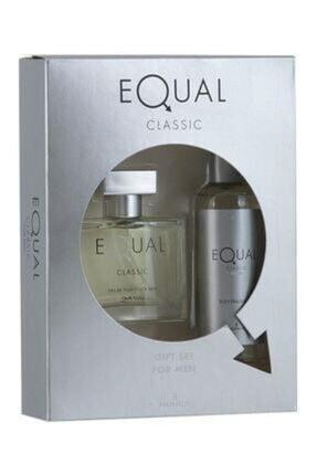 Equal 75 Ml Edt+150 Ml Deo Bay Parfüm Set+ 75 Ml Edt+150 Ml Deo Bayan Parfüm Set