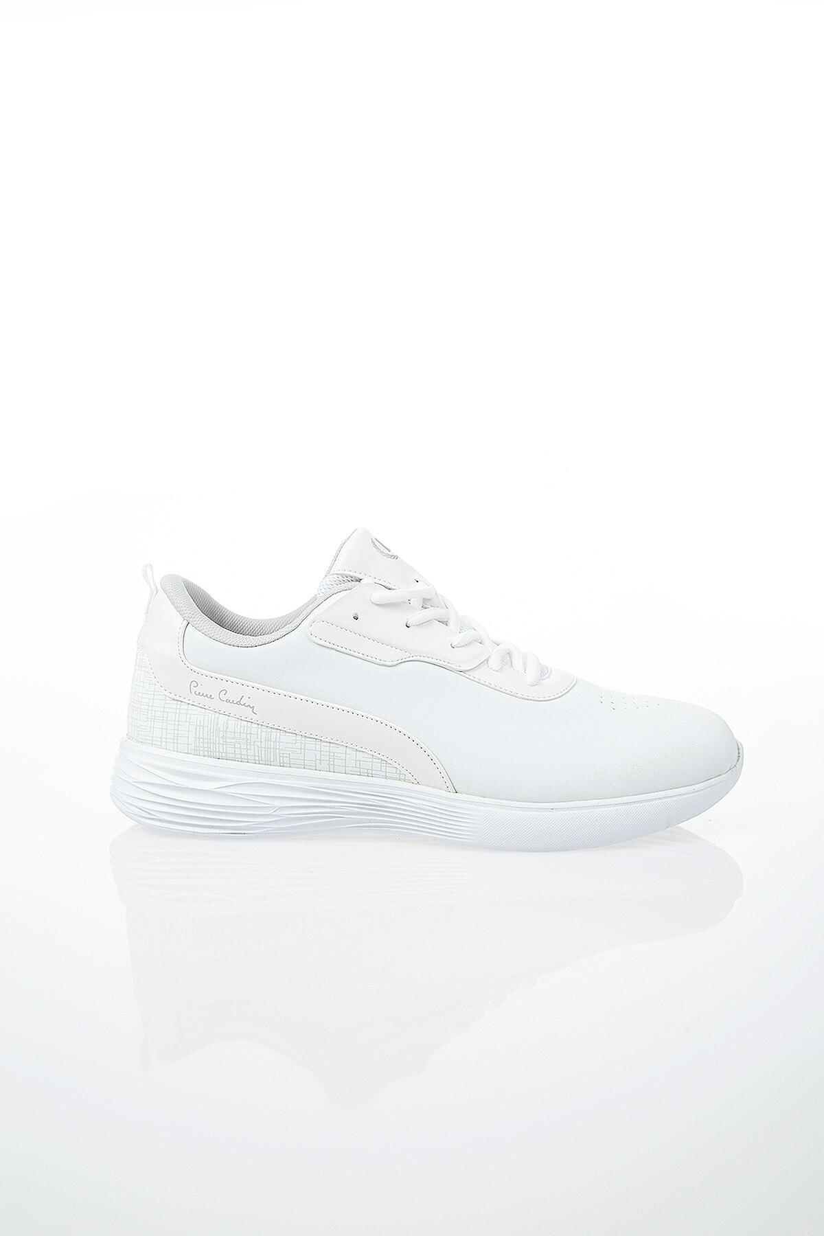 Pierre Cardin PC-30492 Beyaz Erkek Spor Ayakkabı 1