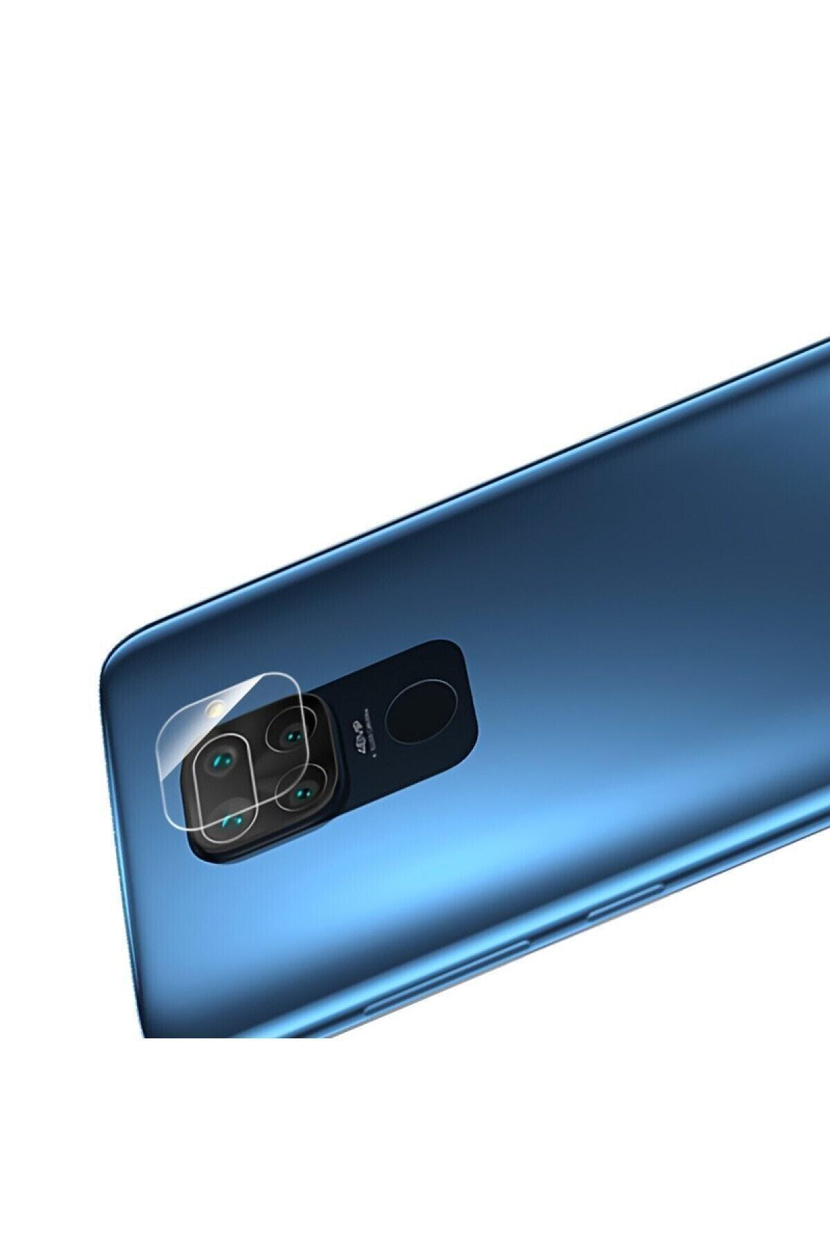dijimedia Xiaomi Redmi Note 9 Pro Nano Kamera Camı Koruyucu 2