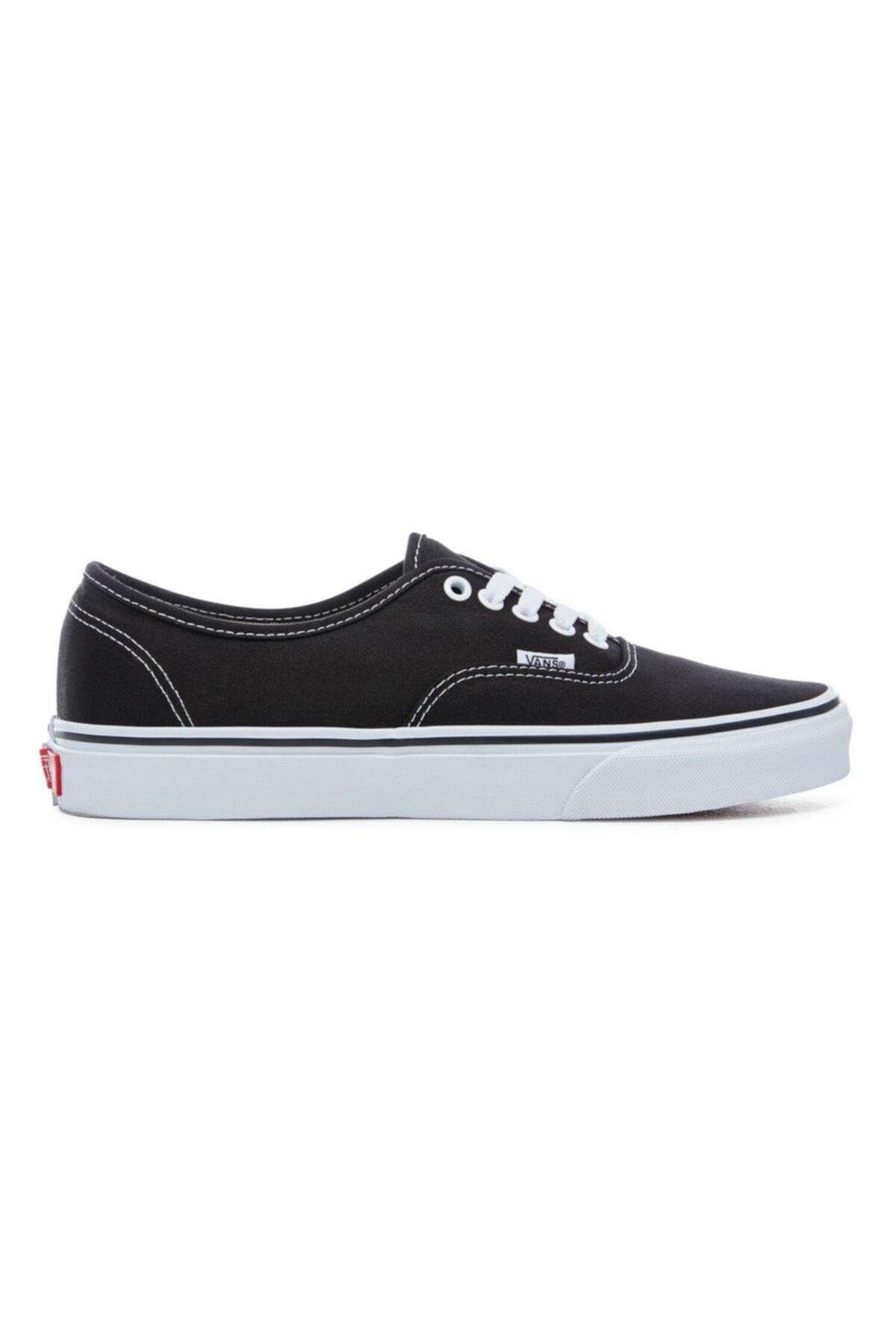 Vans AUTHENTIC Siyah Erkek Sneaker 100133092 2
