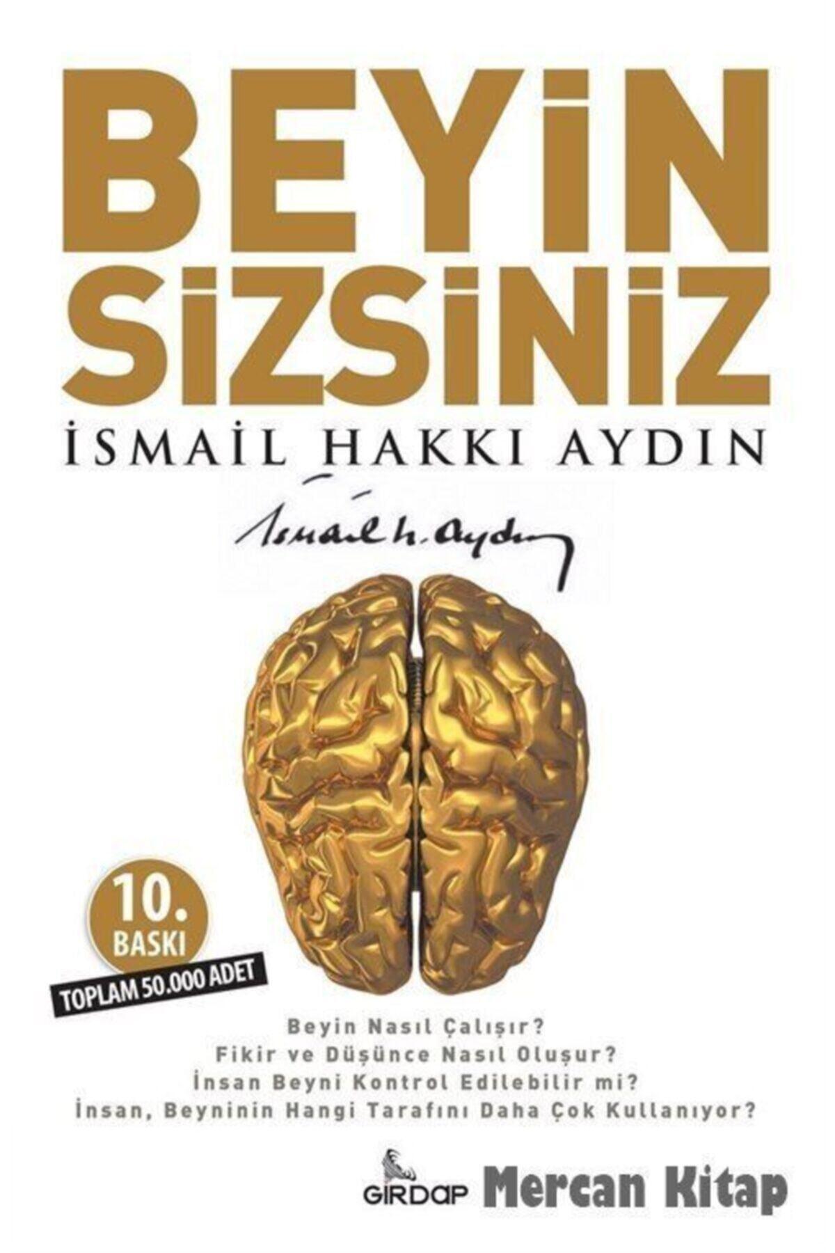 Girdap Kitap Beyin Sizsiniz 1