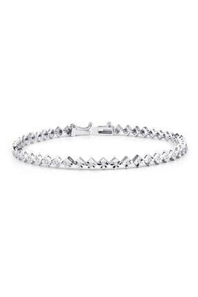 Yetkin Diamond 0.35 Karat Pırlanta Suyolu Bileklik