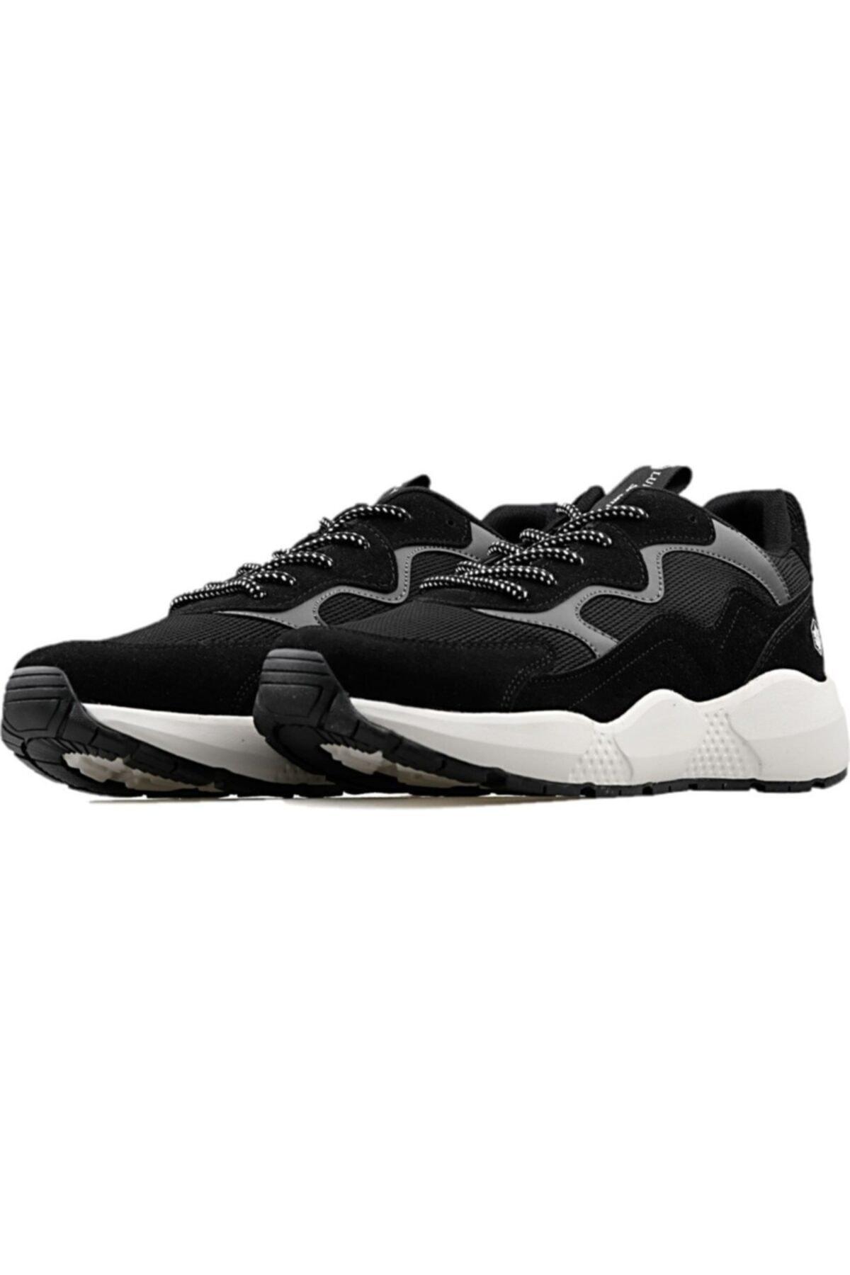 lumberjack VALENTIN Siyah Erkek Sneaker Ayakkabı 100545905 2