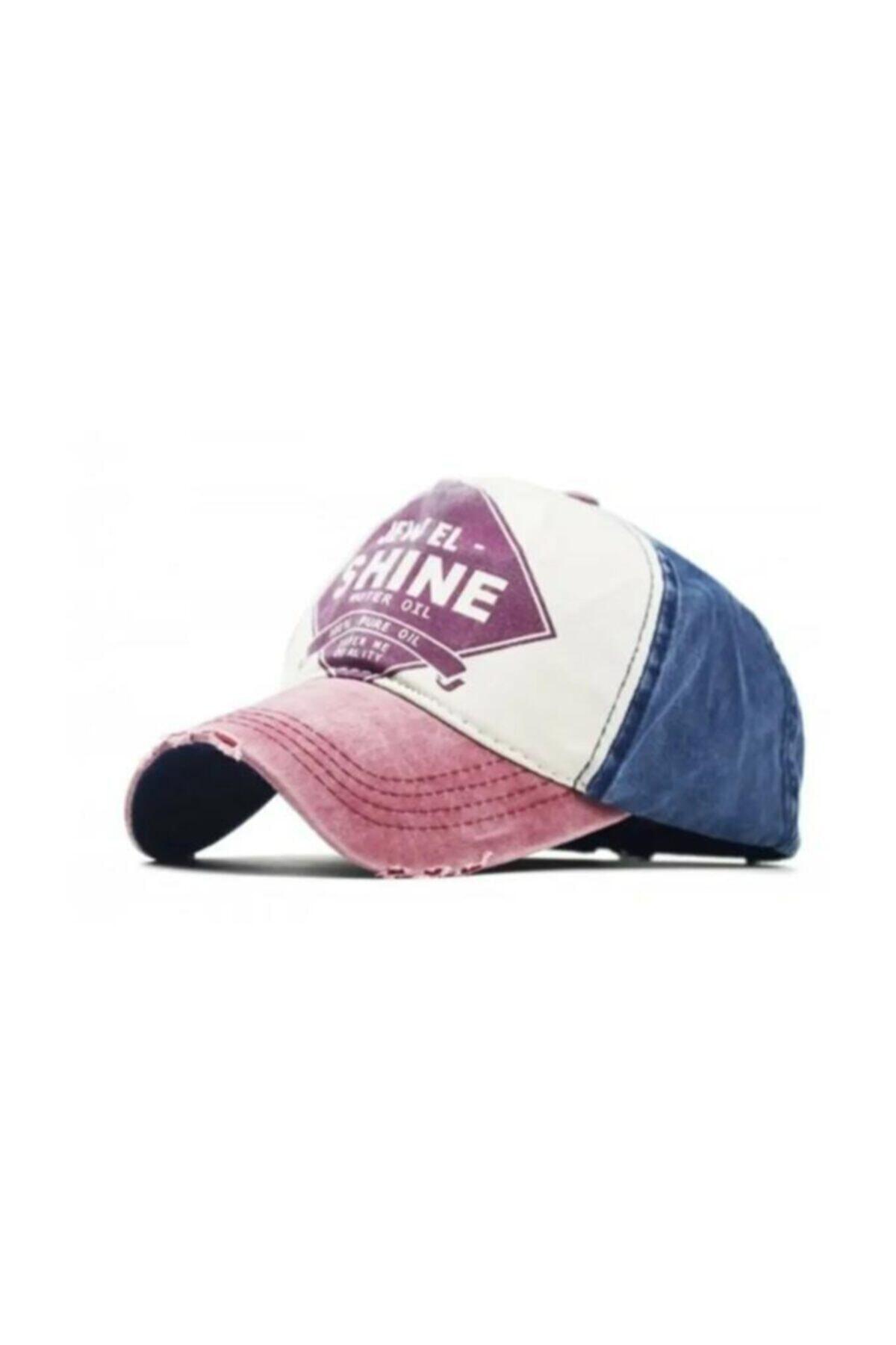 Orçun Özkarlıklı Jewel Shine Beyzbol Şapka Eskitme 2021 1