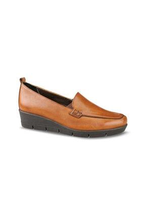 Ceyo Kadın Taba Casual Ayakkabı 12021