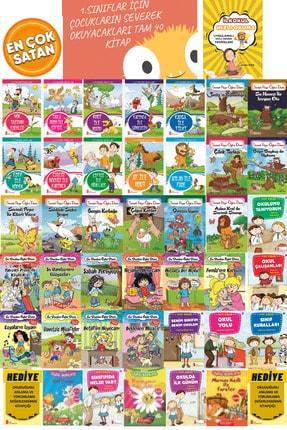 Ata Yayıncılık 1.sınıf Öğrencileri Için Rengarenk Süper Set Hızlı Okuma+40 Kitap 41'li Tonguç Evony Set
