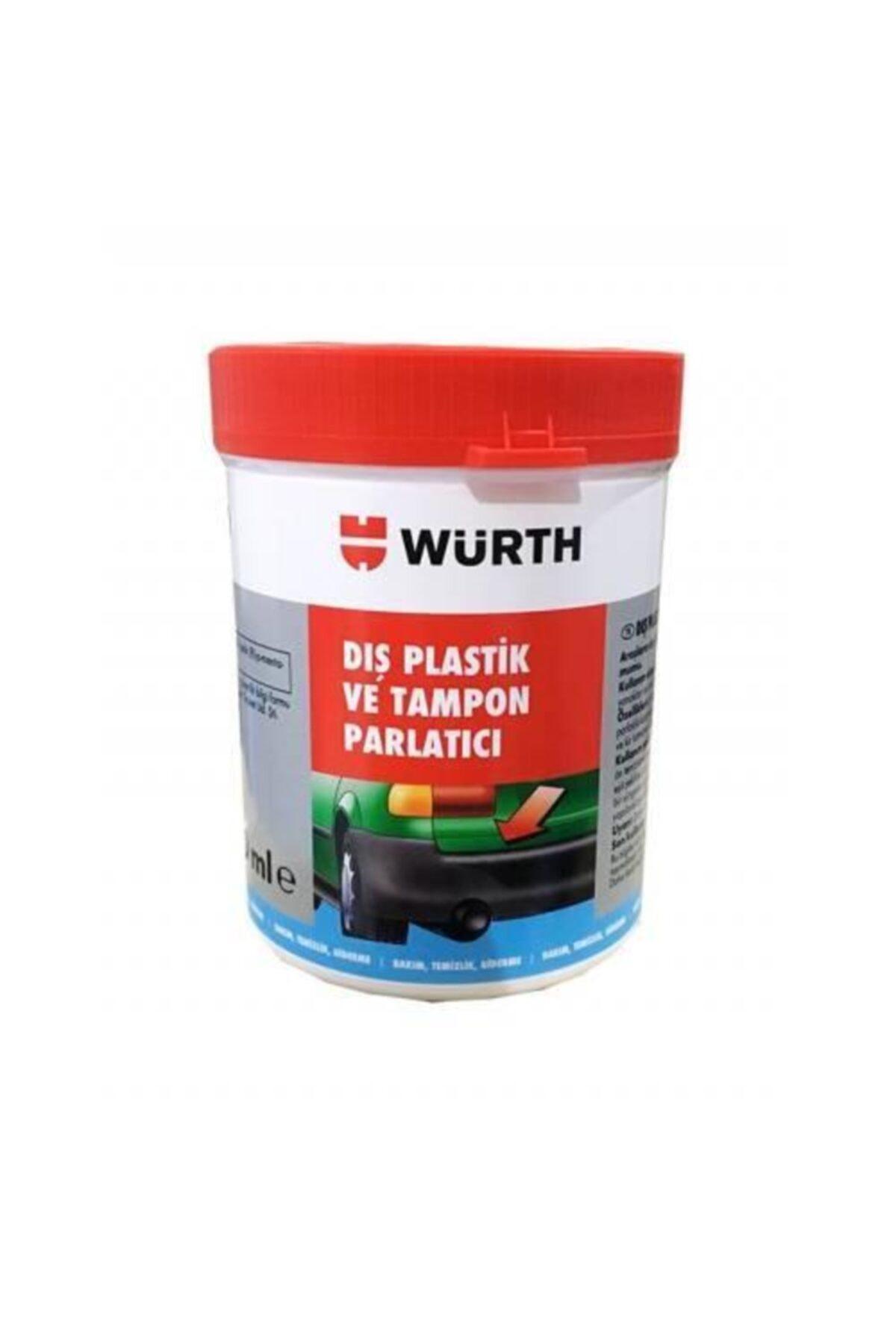 Würth Dış Plastik Ve Tampon Parlatıcı 1000 ml 1