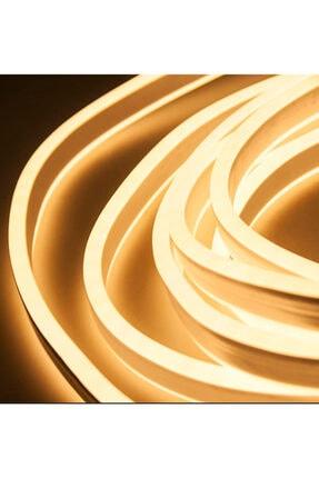 AGB LED Neon Esnek Şerit Led 2 Metre Gün Işığı + 220 Volt Fiş Dahil Çınar Aydınlatma