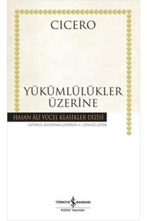 İş Bankası Kültür Yayınları Yükümlülükler Üzerine