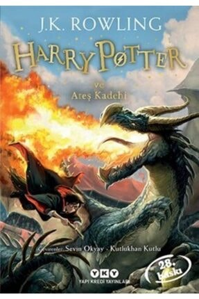 CepLab Harry Potter Ve Ateş Kadehi (4. Kitap)