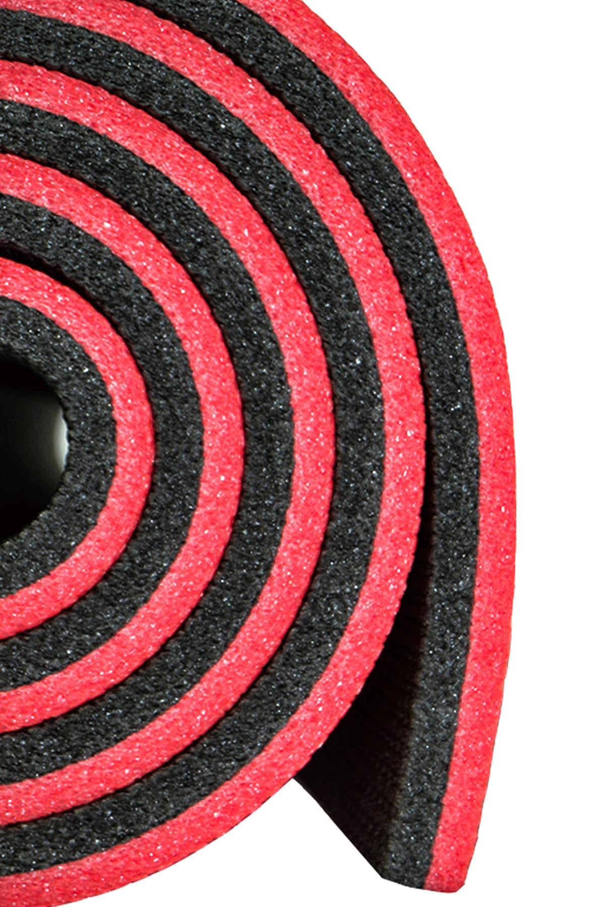 Voven Pembe Profesyonel Yoga Matı 10 Mm Pilates Minderi Pembe 2