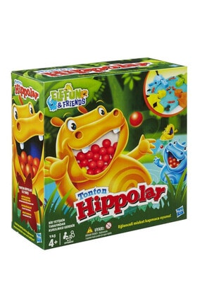 Hasbro Games Elefun Friends Tonton Hippolar 98936 U164536 /