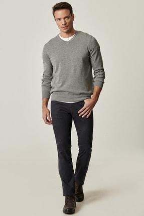 ALTINYILDIZ CLASSICS Erkek Lacivert Slim Fit Kışlık Klasik Pantolon