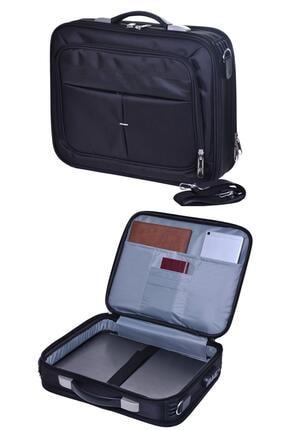 Çantaland Lüx Kasalı 17 Inç Bilgisayar Uyumlu Laptop Notebook Çantası