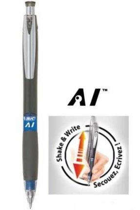 Bic Bıc Aı Versatil Uçlu Basmalı Kalem 0,7 Mm Uç Mavi