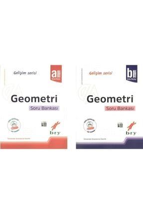 Birey Yayınları Gelişim Serisi Geometri A Ve B Soru Bankası Seti