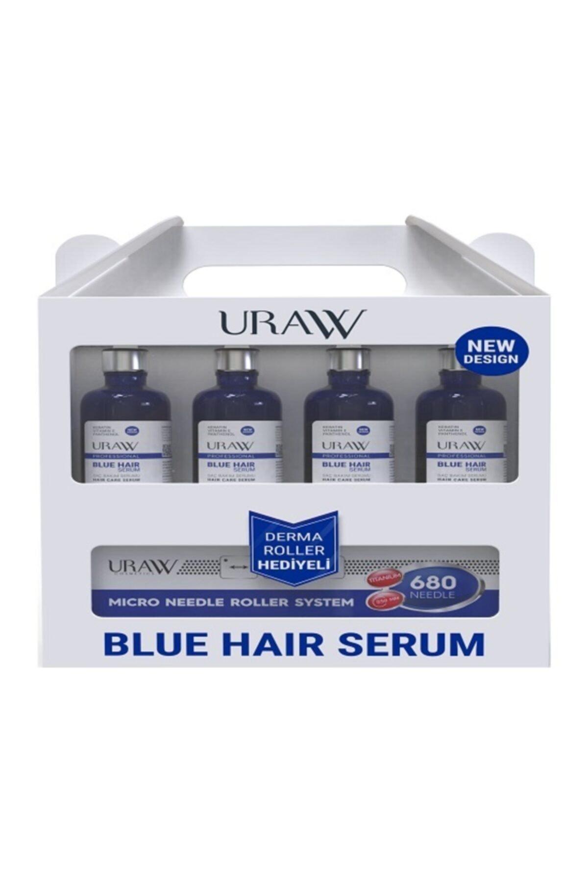 Uraw Mavi Serum 4+1 Paketi 2