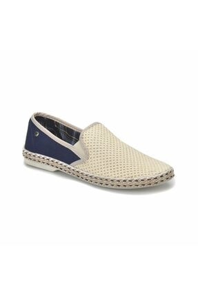PANAMA CLUB Bej Lacivert Erkek Ayakkabı 516