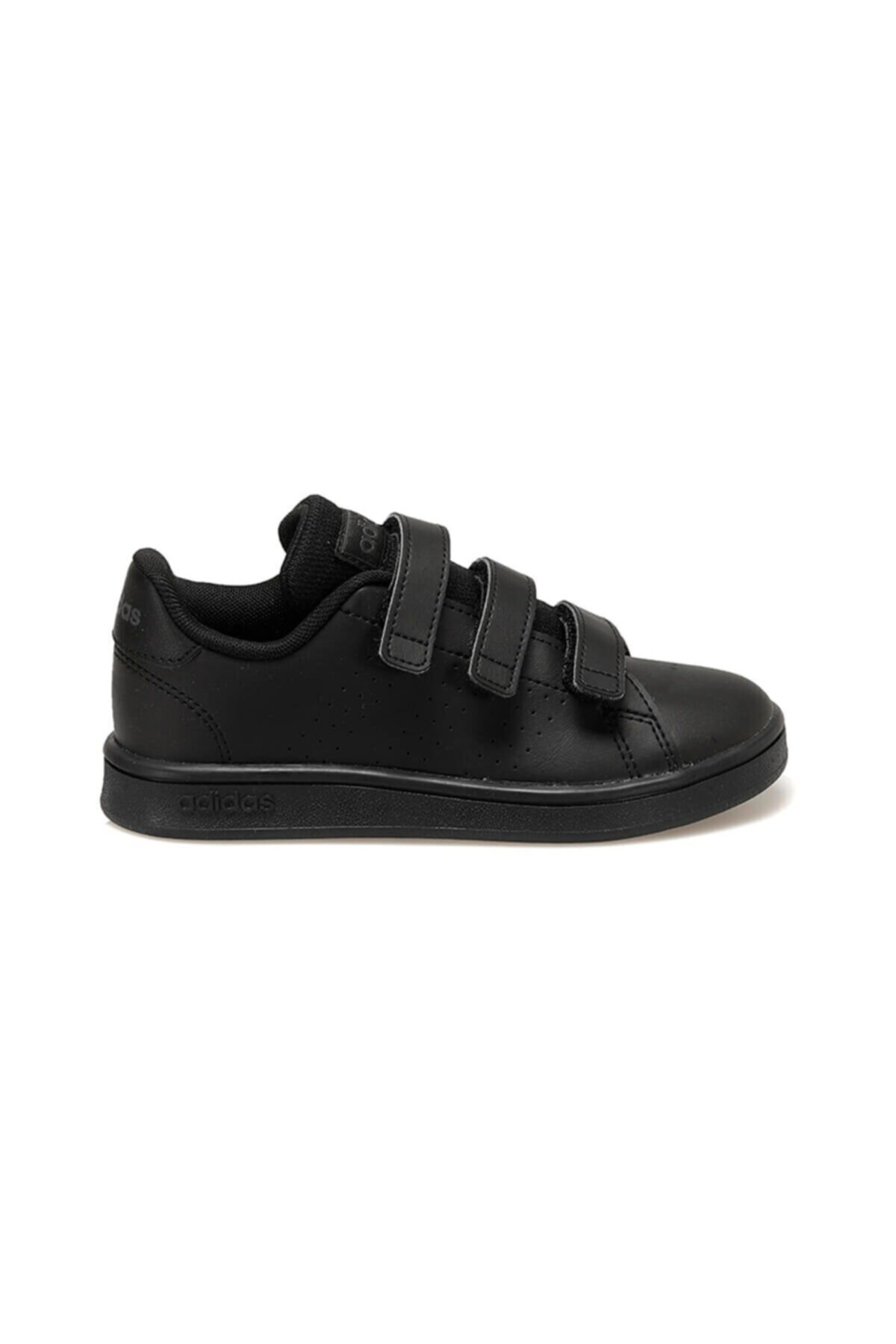 adidas ADVANTAGE Siyah Unisex Çocuk Sneaker Ayakkabı 100481990 2