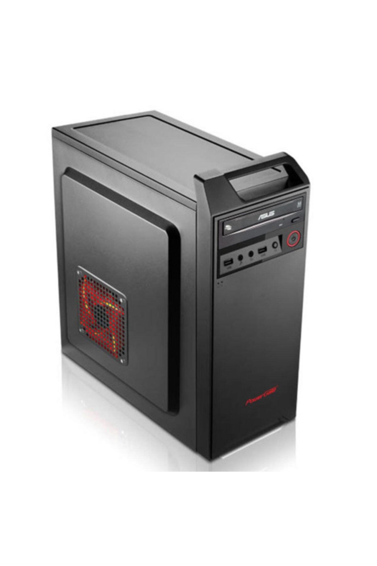 Powergate Pg Dalaman I3-7100 8gb Ram, 240gb Ssd, Paylaşımlı Ekran Kartı, Free Dos Masaüstü Pc 1