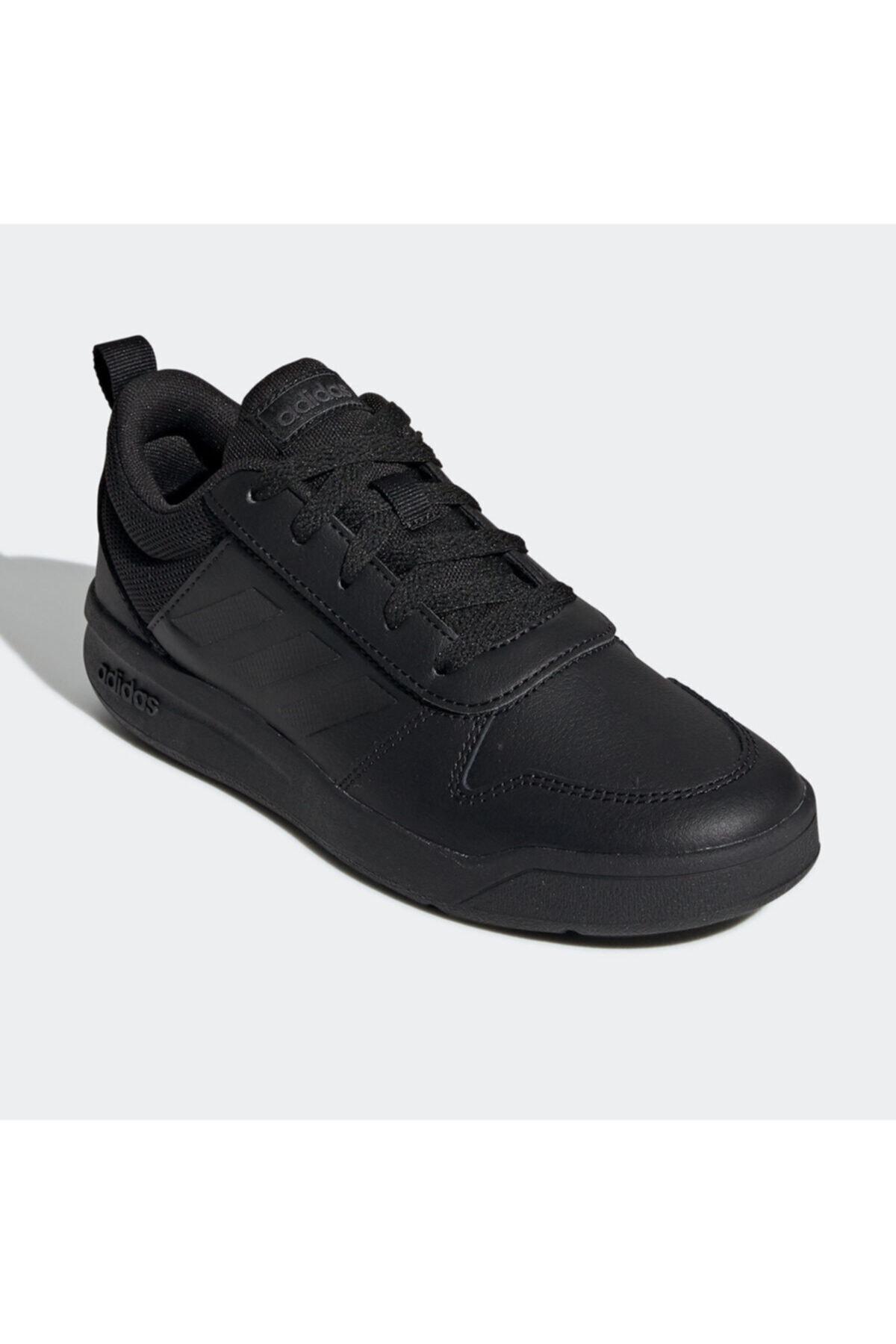 adidas TENSAUR Siyah Kadın Koşu Ayakkabısı 100538922 1