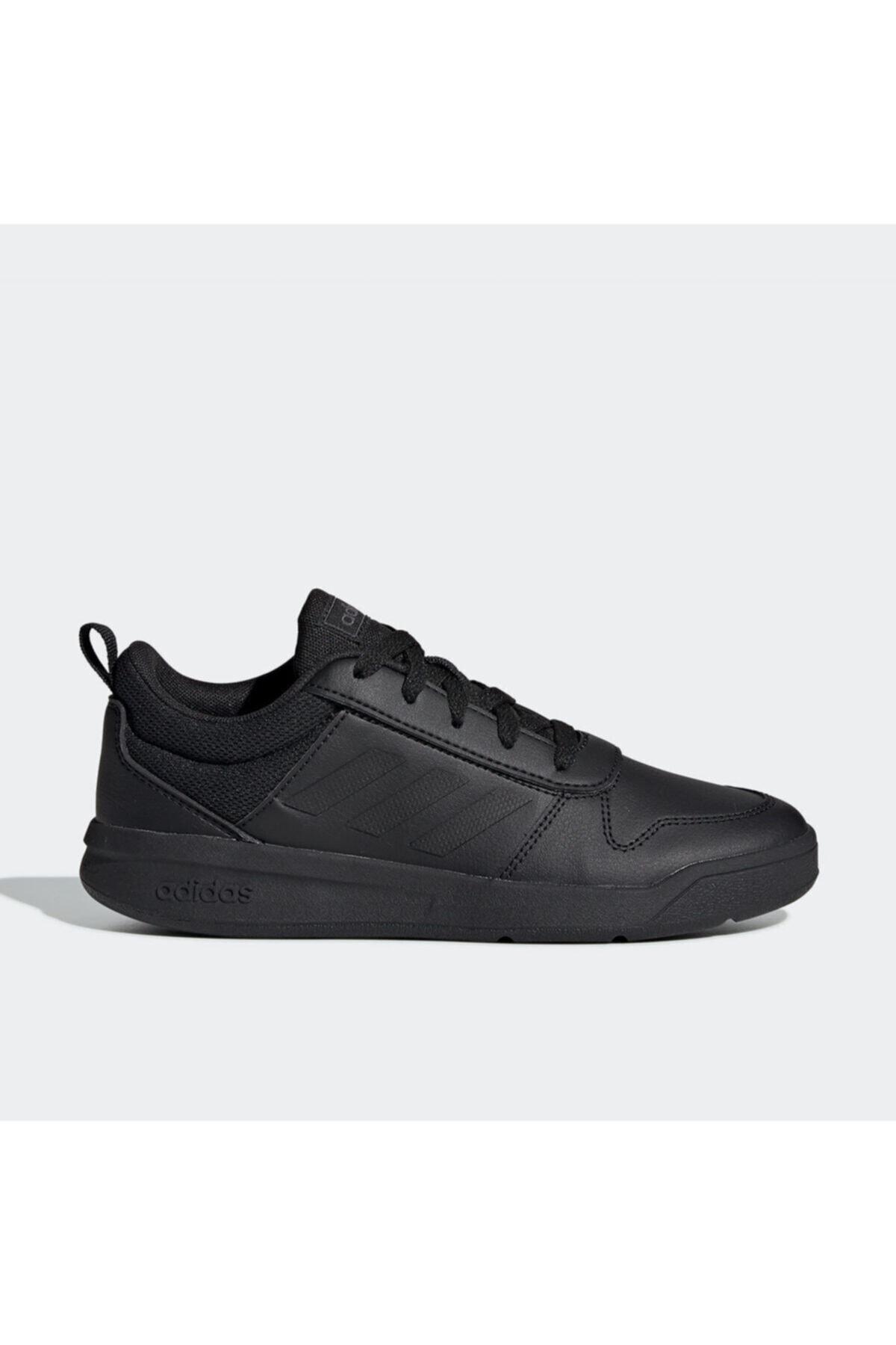 adidas TENSAUR Siyah Kadın Koşu Ayakkabısı 100538922 2