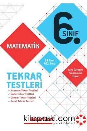 Bloktest Yayınları 6. Sınıf Matematik Tekrar Testleri