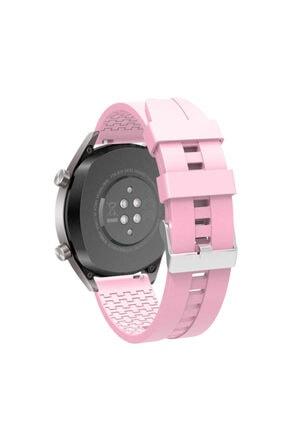 Huawei Watch Gt Kordon Esnek Suya Dayanıklı Silikon Krd-23
