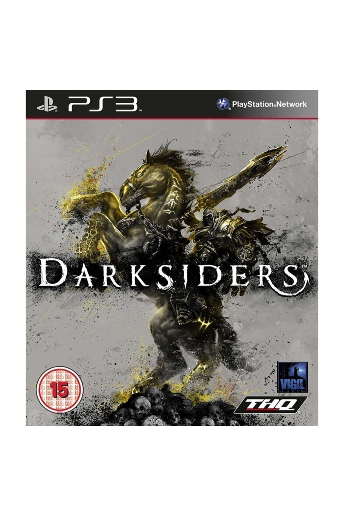 THQ Ps3 Darksiders 1