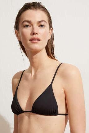 Oysho Kadın  Ipli Üçgen Bikini Üstü