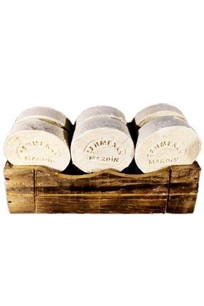 Mardin Şahmeran Doğal El Yapımı Eşek Sütü Sabunu 1 kg Takribi 8 ~9 Kalıp
