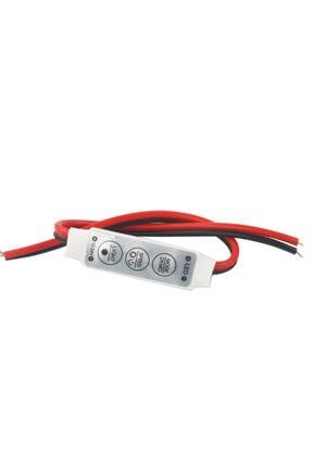 ZAUSS Hafızalı Çok Fonksiyonlu Şerit Led Dimmer Kontrol Devresi Modül 12v 24v 3 Adet