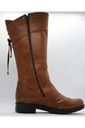 Scooter Kadın Kahverengi Çizme