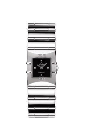 Omega Kadın Gümüş Kol Saati